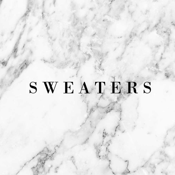 Sweaters - Sweaters and Cardigans